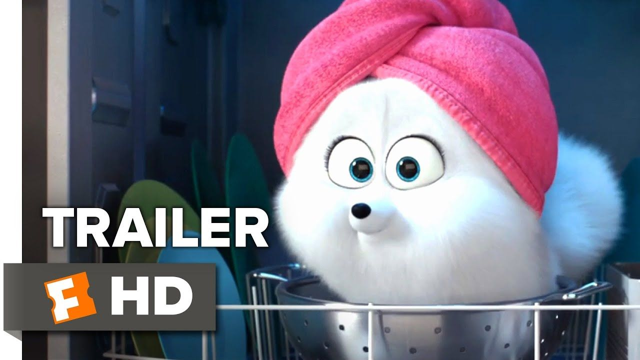 The Secret Life Of Pets 2 Trailer 2019 Gidget Movieclips