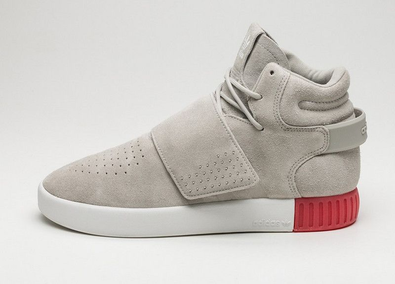 da225e8f0 Feb Shoes 2017 Adidas-Tubular-Invader-Strap-750-Sesame-BB5035 Adidas ...