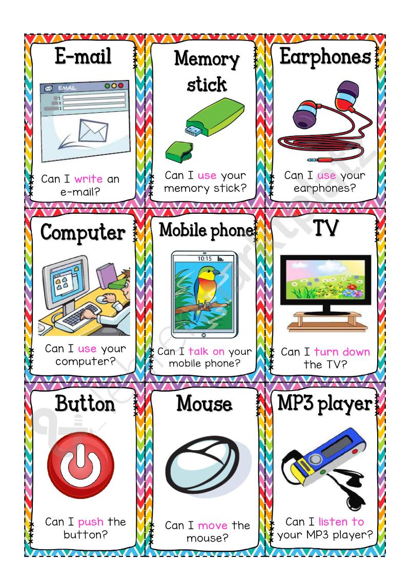 TECHNOLOGY GO FISH GAME Möchtest du selbst erstellte digitale ...