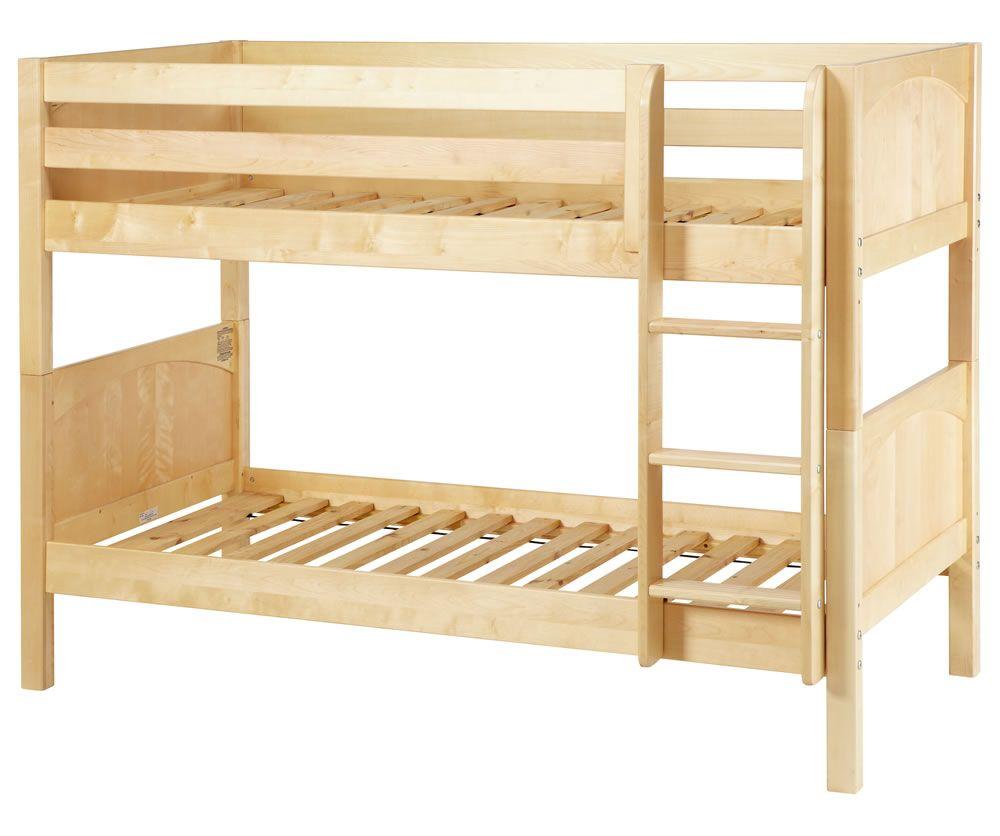 Best 999 Maxtrix Low Bunk Bed 4 X Low W Straight Ladder 640 x 480
