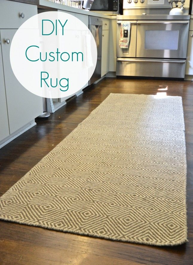 diy kitchen rug | roselawnlutheran