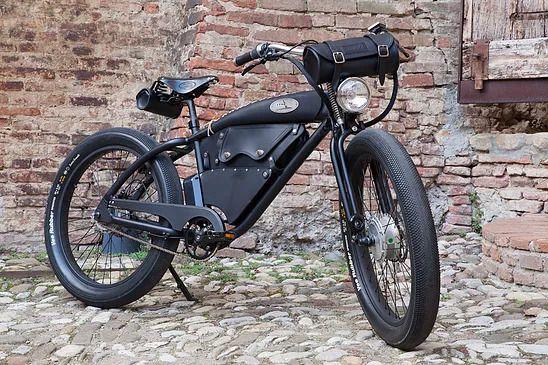 The art of eco-friendly transportation!