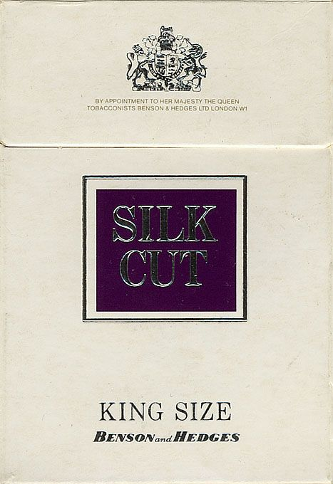 <b>Silk Cut King Size Benson and…