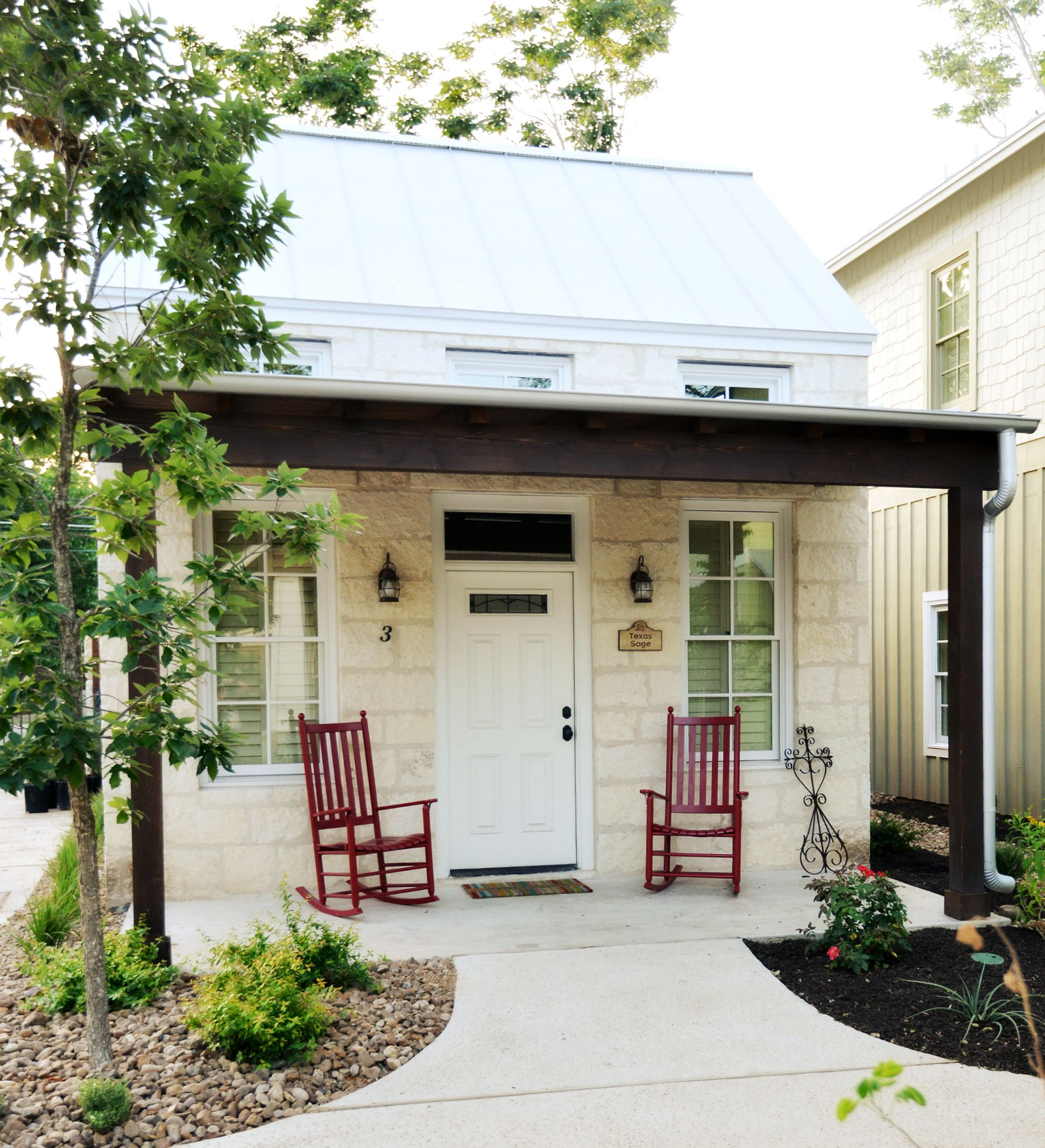 Texas Sage Cottage With Images Bed And Breakfast