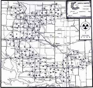 Minot, AFB: The missile silos  I used to recover vehicles out there