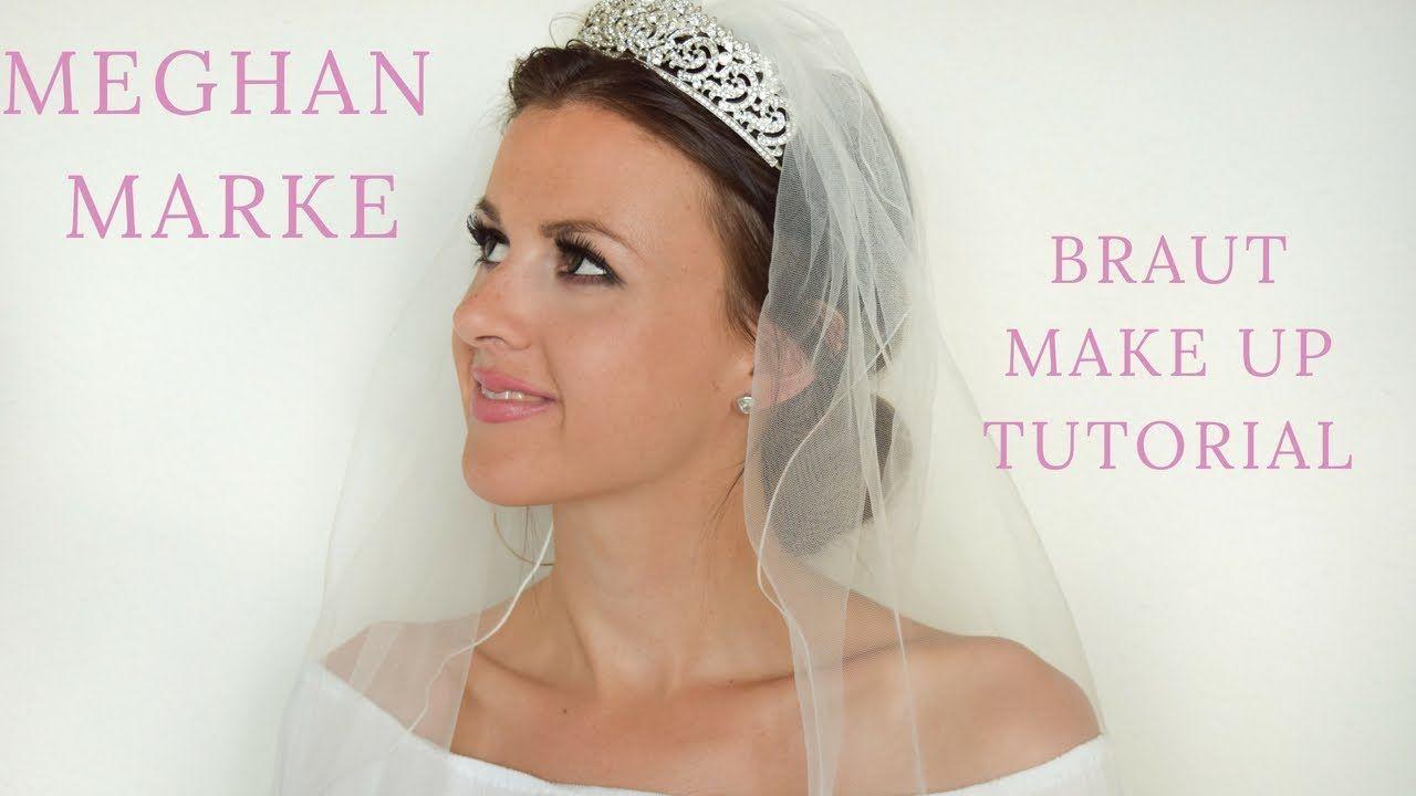 Get The Look Das Meghan Markle Hochzeit Make Up Tutorial Zeigt Dir Wie Du Dich Genau Wie Herzogin Megha Meghan Markle Hochzeit Hochzeit Make Up Meghan Markle
