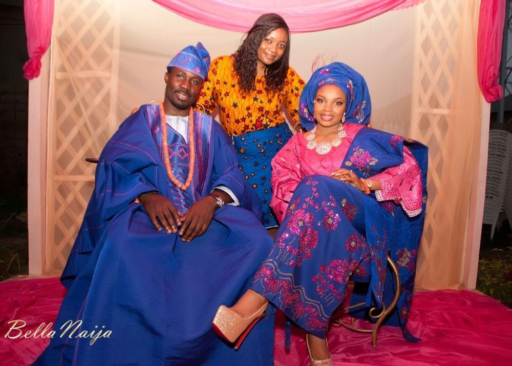 Yoruba Wedding Attire. . . . . . .Get Your Wedding Ideas