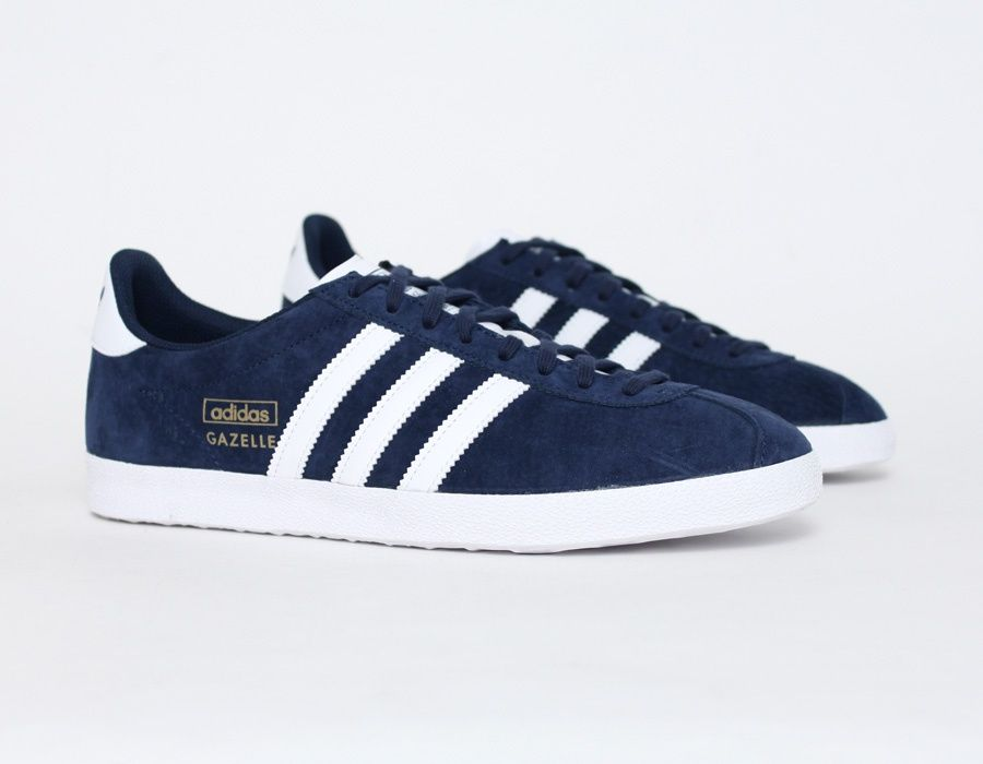 #adidas Gazelle OG Navy rocked these for years, still do