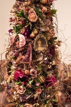 victorian christmas trees decorated - Google Search | Edwardian ...
