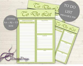 sale printable planner to do list printable to do list printable