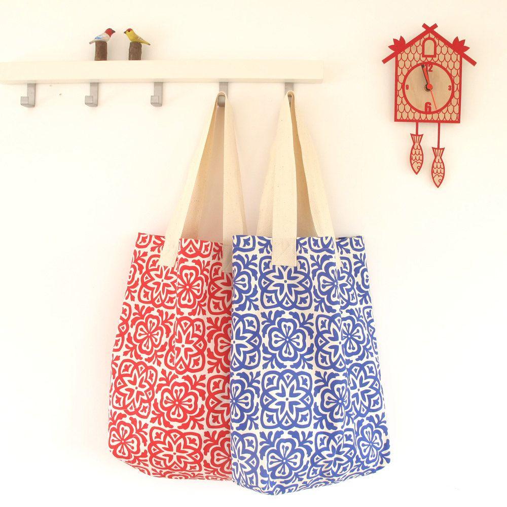 Helen Rawlinson Lighting and Textile Design: Tea Towel Tote ...