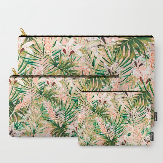 Tropical jungle II Carry-All Pouch