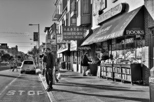 San Francisco's Inner Richmond: Great Mix of Dining, Shopping, Nature