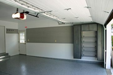 Custom Garage Cabinets Modern And Shed Chicago Pro Storage Systems