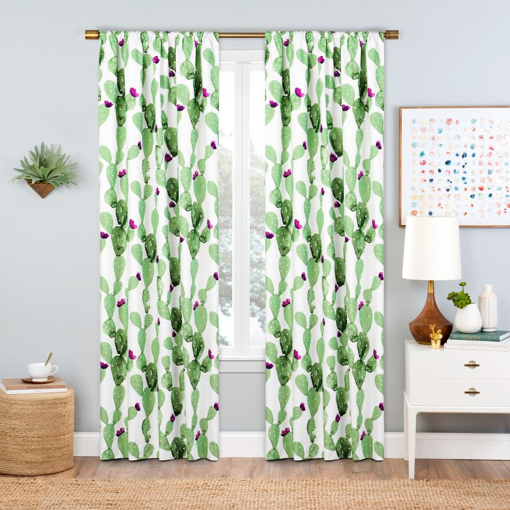 Otto Thermaback Blackout Curtain Panels White 63 Eclipse