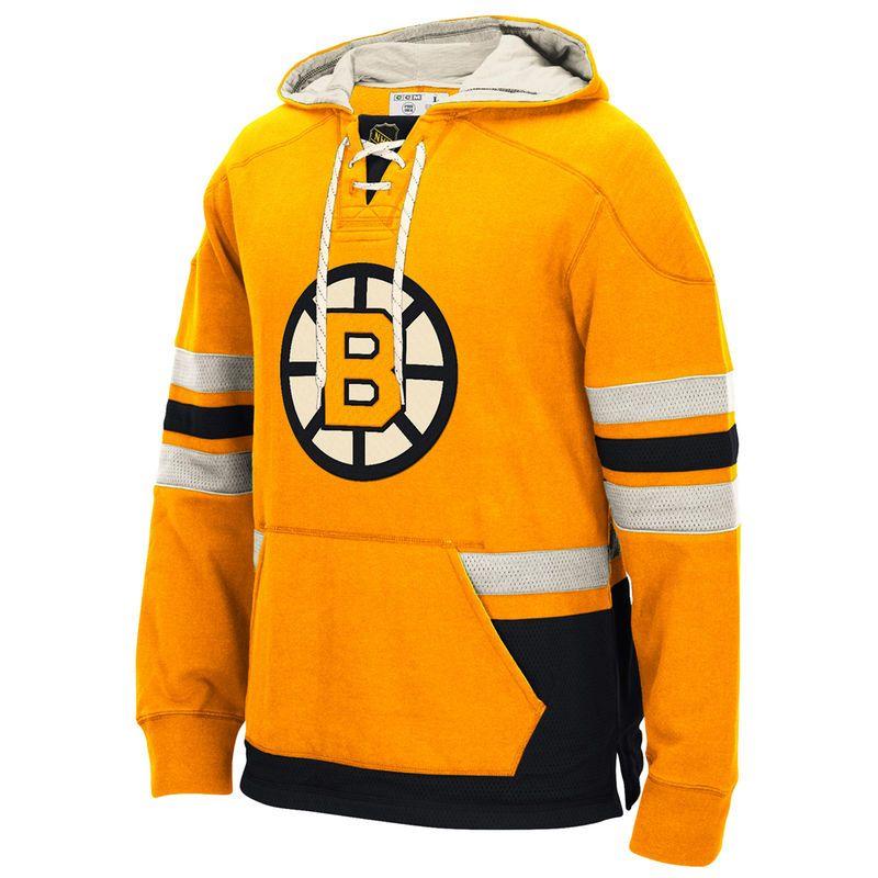 Boston Bruins CCM Pullover Hoodie