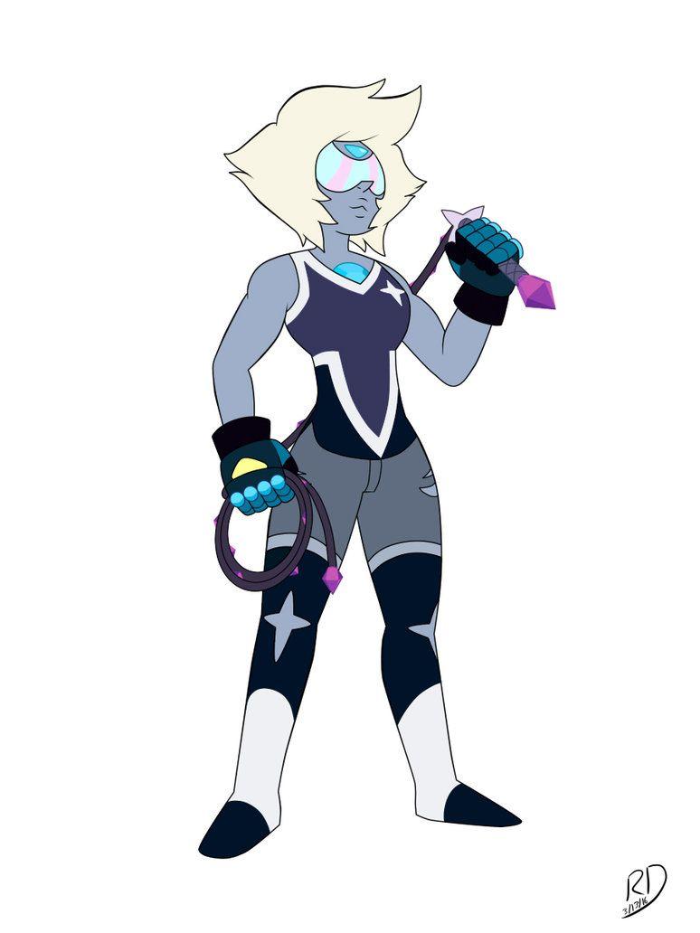Steven universe fusion de steven y peridot