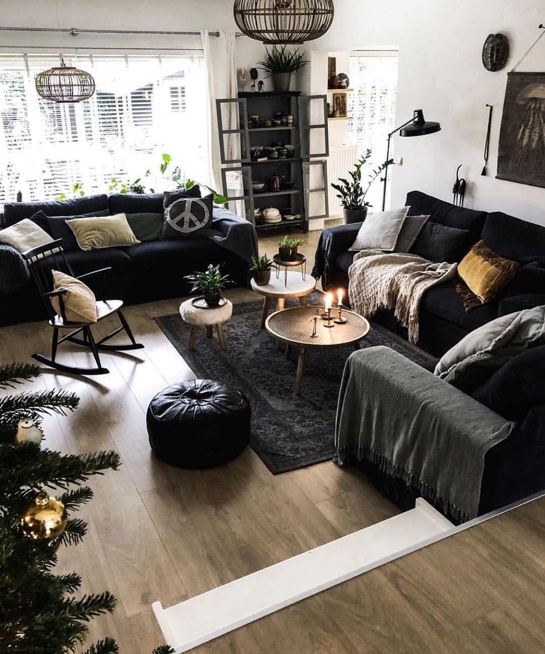 Interior  more on instagram  ccredit een snufje aandacht at home   also simple monochrome yet cosy scandinavian en rh pinterest