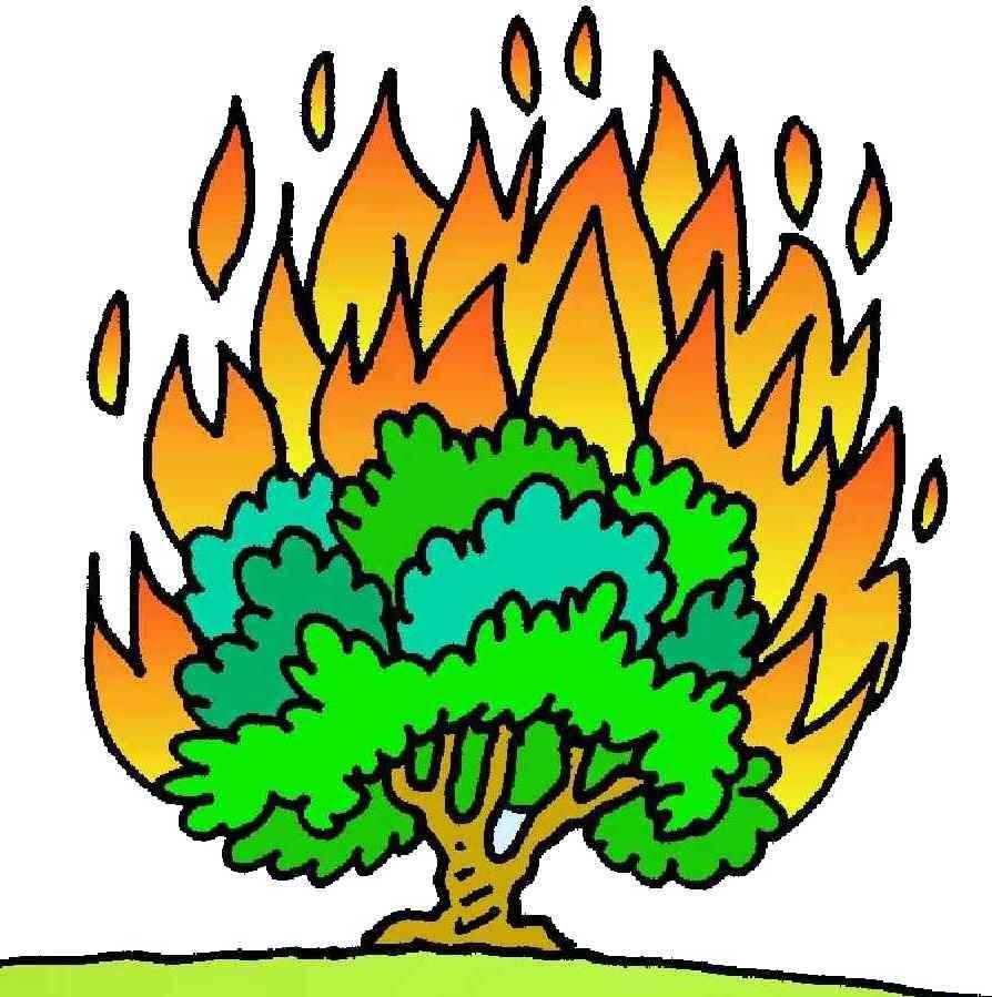 moses burning bush - Google Search | Moses - Burning Bush ...