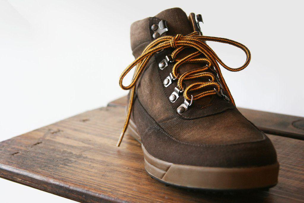 Hiker Boot in Espresso from Ahimsa