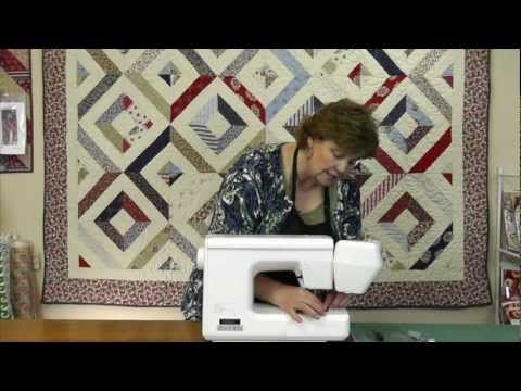 Spring Sewing Machine Cleaning for Quilters