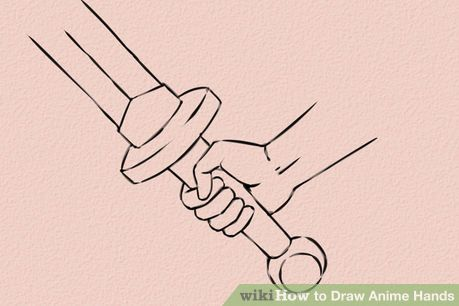 How To Draw Anime Hands Anime Hands Drawing Anime Hands Anime Drawings
