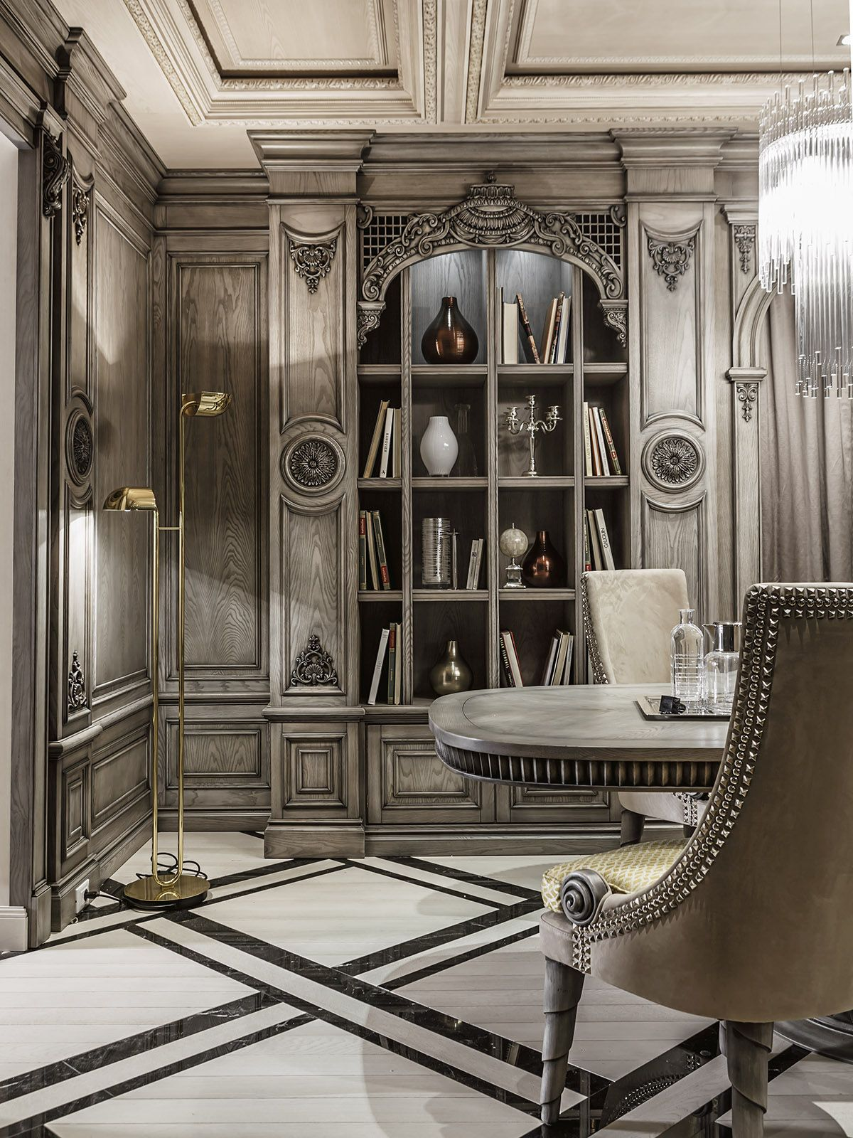 Bruno Tarsia Architect And Interior Stylist Produces Editorial
