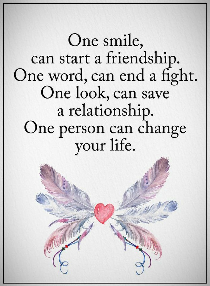 Friendship Quotes one smile can start a friendship. | Friendship words,  Best friendship quotes, Friendship quotes