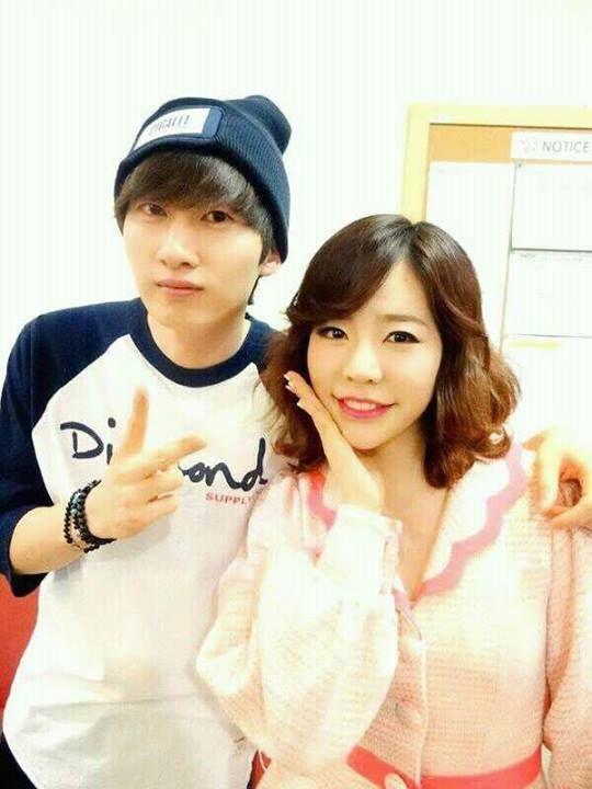 ▶AllRiseSilver Twitter  Sunny & Eunhyuk