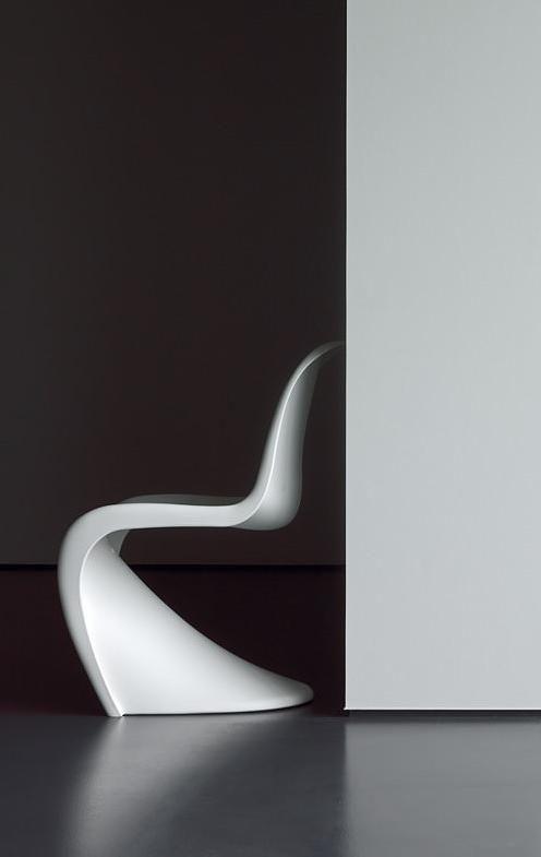 Panton Chair | Verner Panton | MINIMALISM | Pinterest | Panton ...