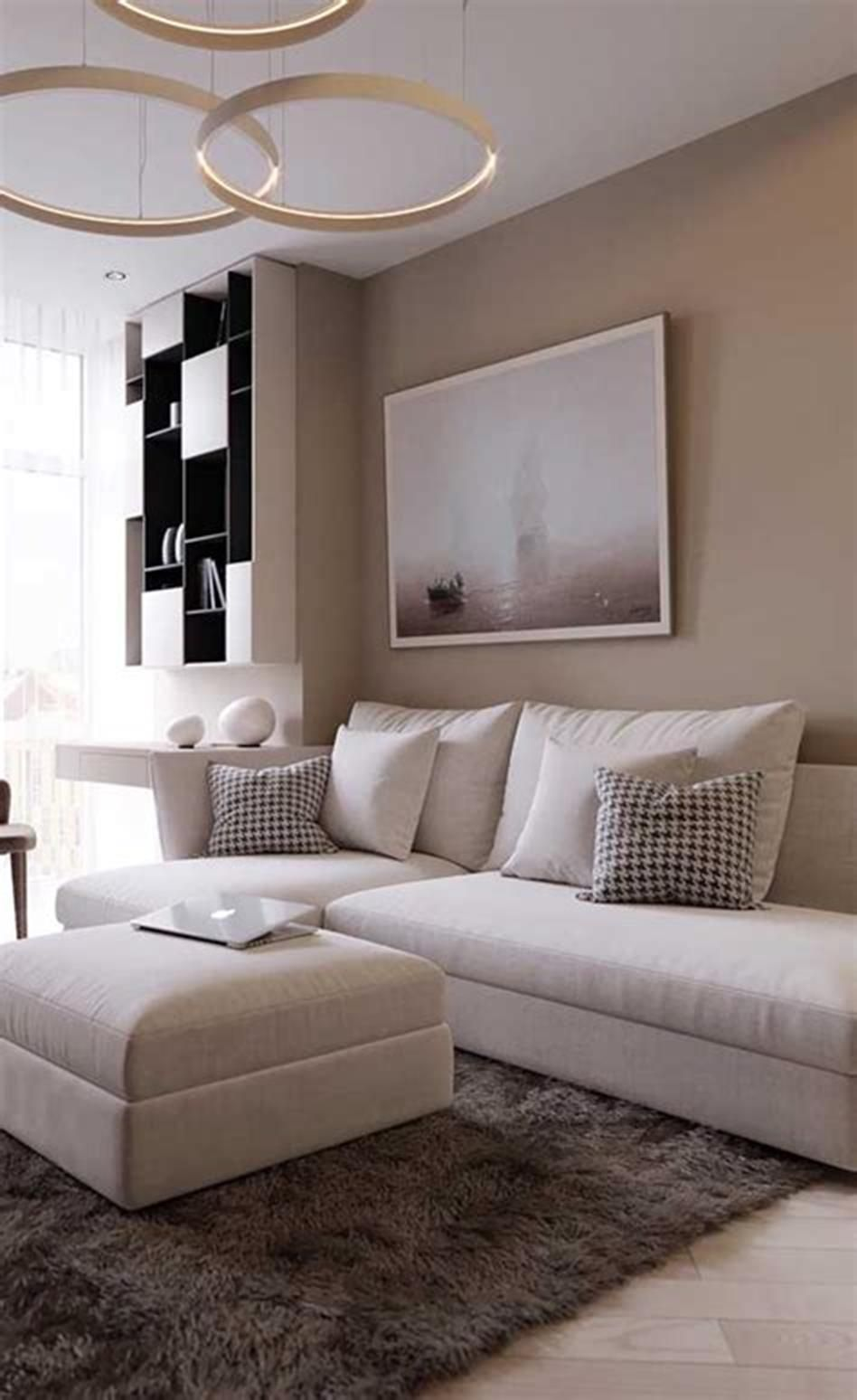 26 Amazing Simple Decorating Ideas For Small Living Room 2020