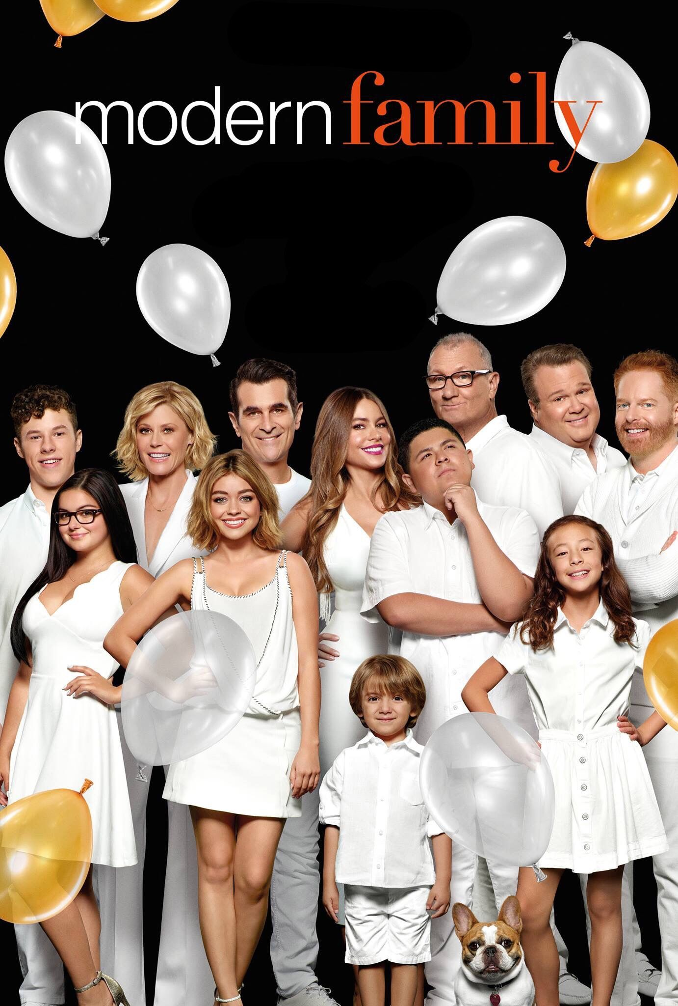 Modern Family - Season 9 Cast | Television ~ Favorites | Pinterest ...