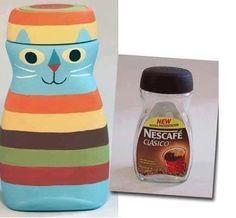 Recicla y decora con niños   Manualidades