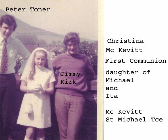 Mc Kevitt Kirk Toner