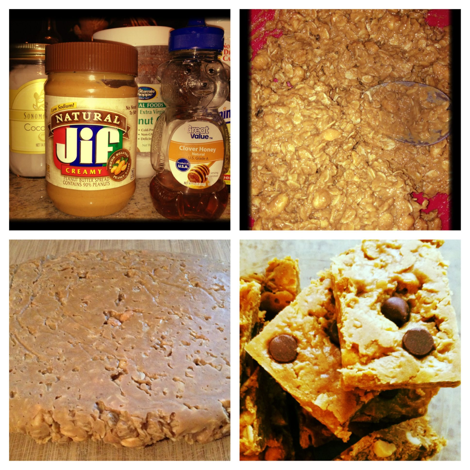 Homemade protein bars so can 39 t wait to make these for Food bar 788
