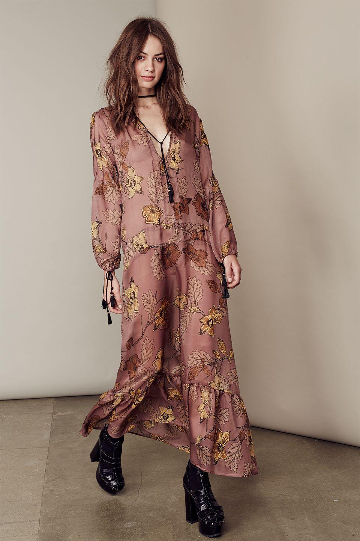 Santa rosa maxi dress le mode pinterest maxi dresses and winter