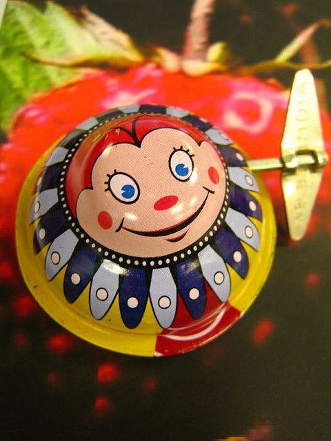 Tin Toys﹝ladybug‧跳舞瓢蟲﹞