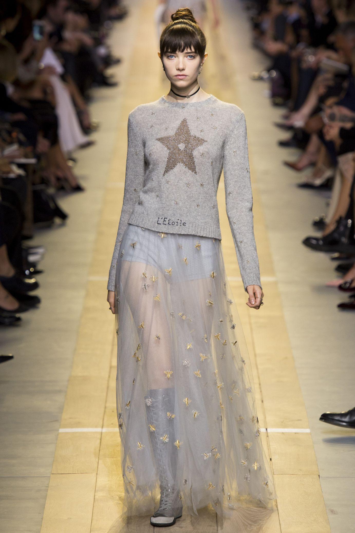 Défilé Christian Dior Printemps-été 2017 55