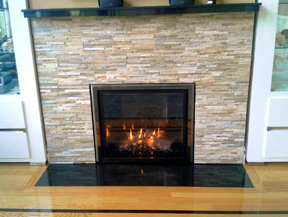 You want Modern looking we can make you the fireplace of ...