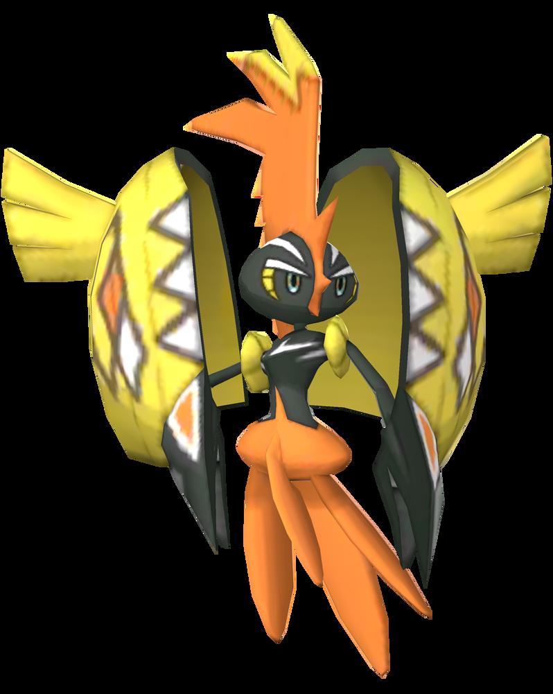 Tapu Koko Render Sfm By Arrancon On Deviantart Pokemon Poster Creator Pokemon Art
