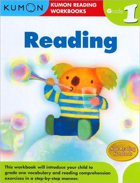Kumon Reading Workbooks: Grade 1 Reading (Kumon Reading Workbooks ...
