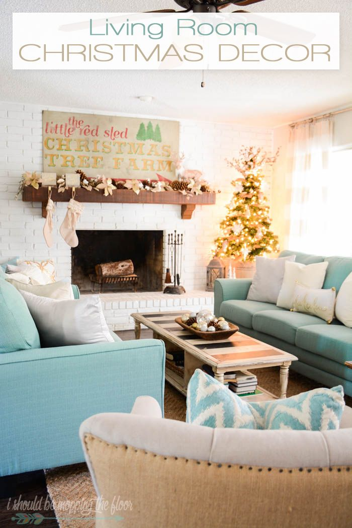 Best Living Room Christmas Decor Living Room Decor Diy 400 x 300