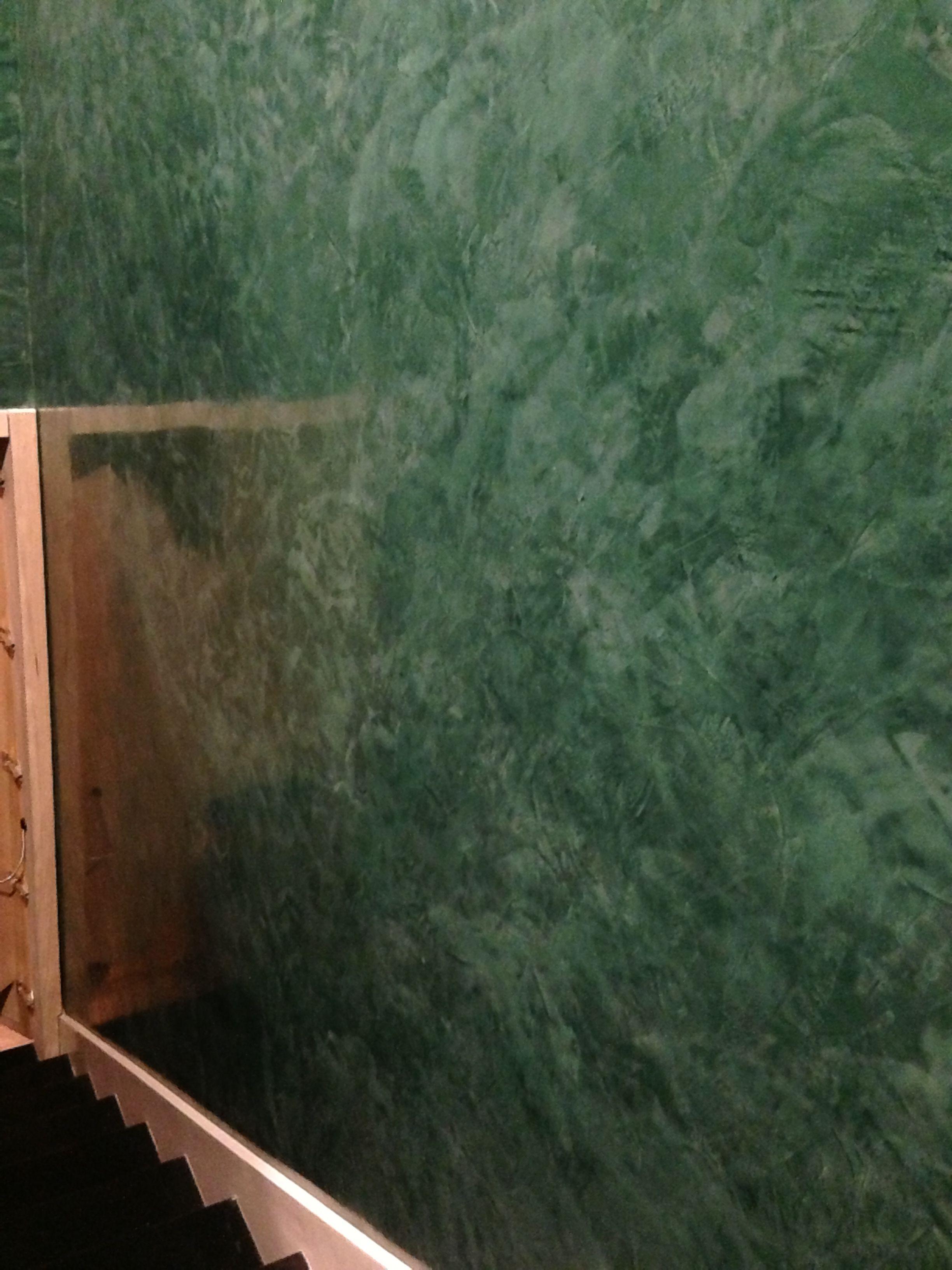 Pin By Venetian Plaster Art On Venetian Plaster On The: Emerald Venetian Plaster Walls