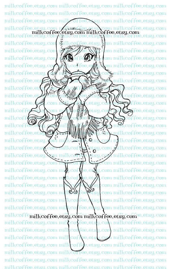 Madeline loves warm coffee on a cold day :) This image is saved at ...