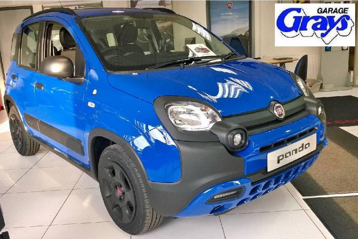 New Fiat Panda Waze In The Showroom Fiatpanda Pandawaze Waze