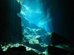 Die unterirdische Wasserwelt von Mexiko