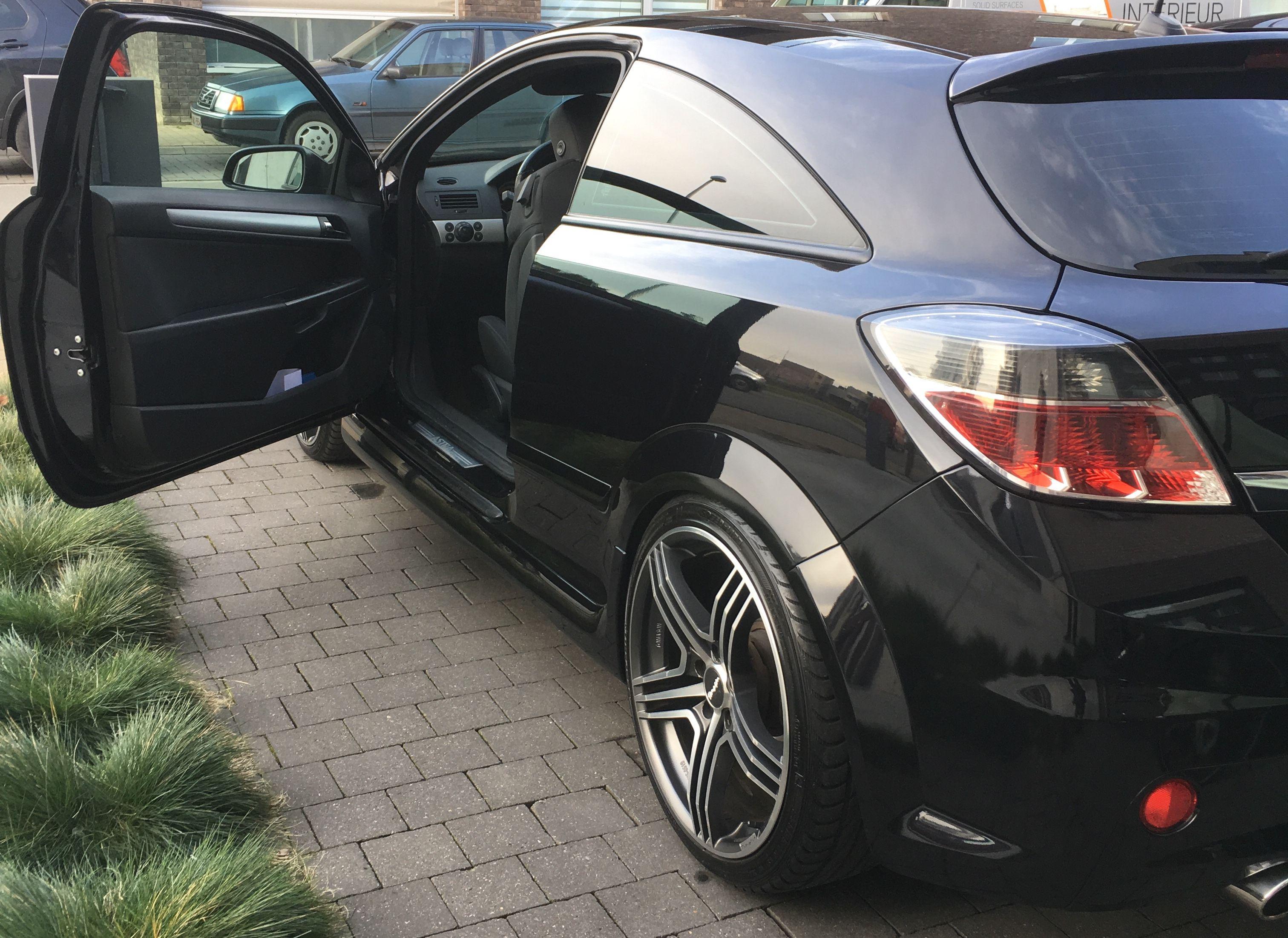 Tomason TN5 | Opel Astra OPC Line | Pinterest