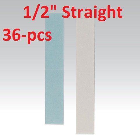 LACE FRONT SUPPORT STRAIGHT TAPE 12X3 BLUE LINER 36 PCS Lace Wigs Toupee >>> Check this awesome product by going to the link at the image.(This is an Amazon affiliate link and I receive a commission for the sales)