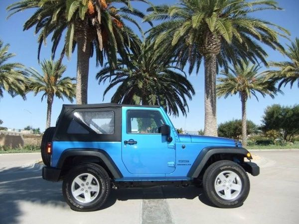 Used 2015 Jeep Wrangler For Sale In San Diego, CA U2013 TrueCar