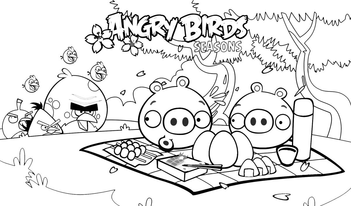 Angry Bird Coloring Pages Http Www Coloringpages4kidz Com Home Angry Bird Coloring Pages Fargelegging [ 706 x 1200 Pixel ]